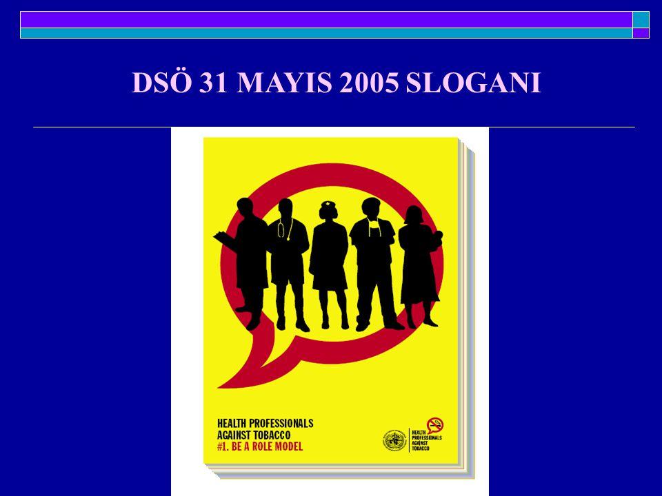 DSÖ 31 MAYIS 2005 SLOGANI