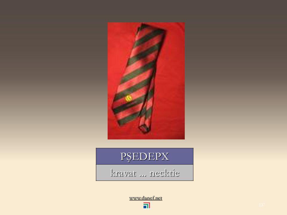 www.danef.net PŞEDEĹ boyunbağı... necktie 136
