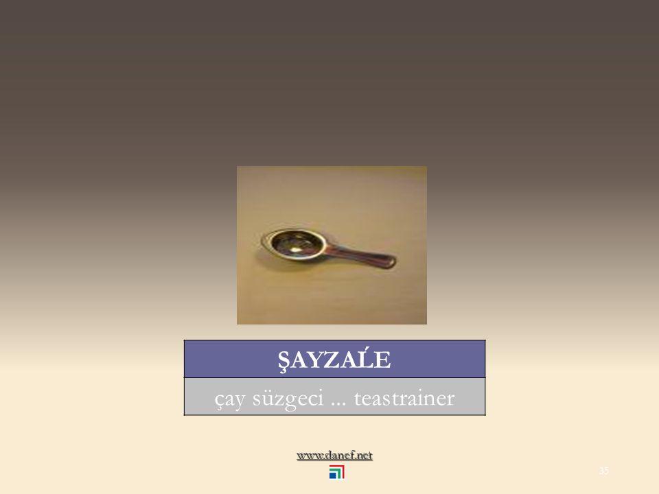 www.danef.net ŞAYĹE çay takımı... tea set 34
