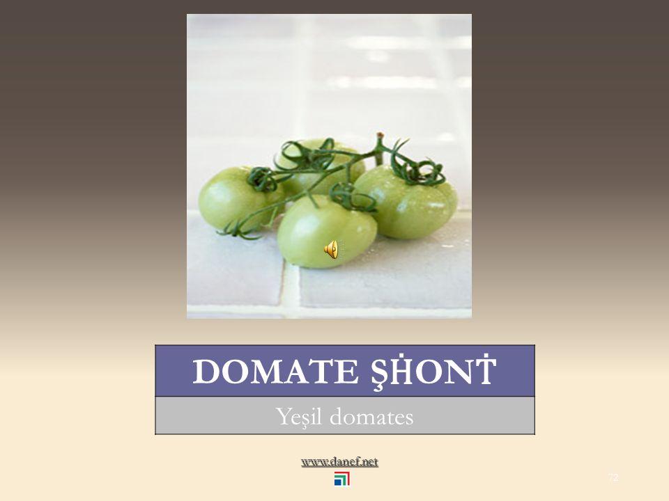 www.danef.net DOMAT domates... tomato 71