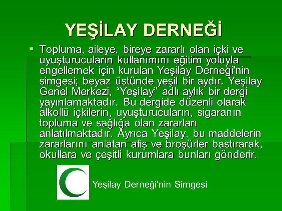 Şiirler YEŞİLAY GENÇLİK MARŞI Bir zamanlar gelecek, Göğsümüz kabaracak, Acunda dalgalansın, Yeşil aylı bir bayrak.