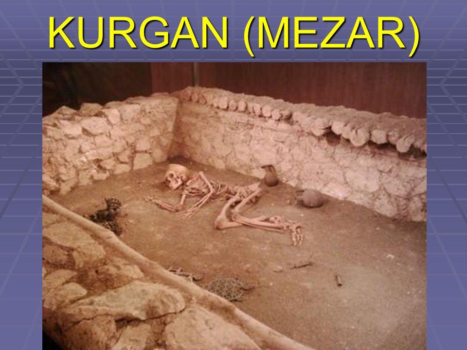KURGAN (MEZAR)