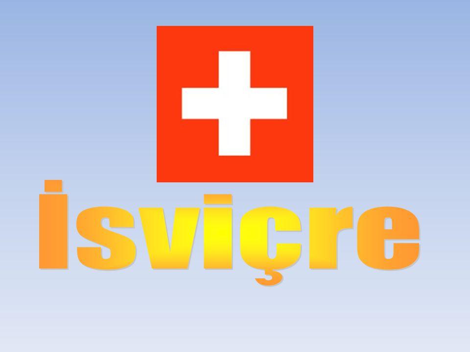 İsviçre'nin Ekonomik Etkinlikleri Yer altı kaynakları çok azdır.