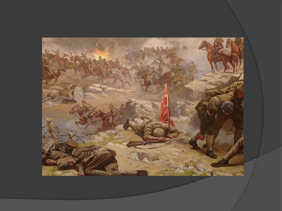 OSMANLI DEVLETİNİN SAVAŞTIĞICEPHELER Osmanlı devletinin savaştığı cepheler Sınırları dışında 1.Galiçya 2.Romanya 3.Makedonya Kendi sınırları içinde Müdafaa Cepheleri 1.Filistin_Suriye 2.Irak 3.Çanakkale 4.Hicaz_Yemen Taarruz cepheleri 1.Kafkasya 2.Kanal