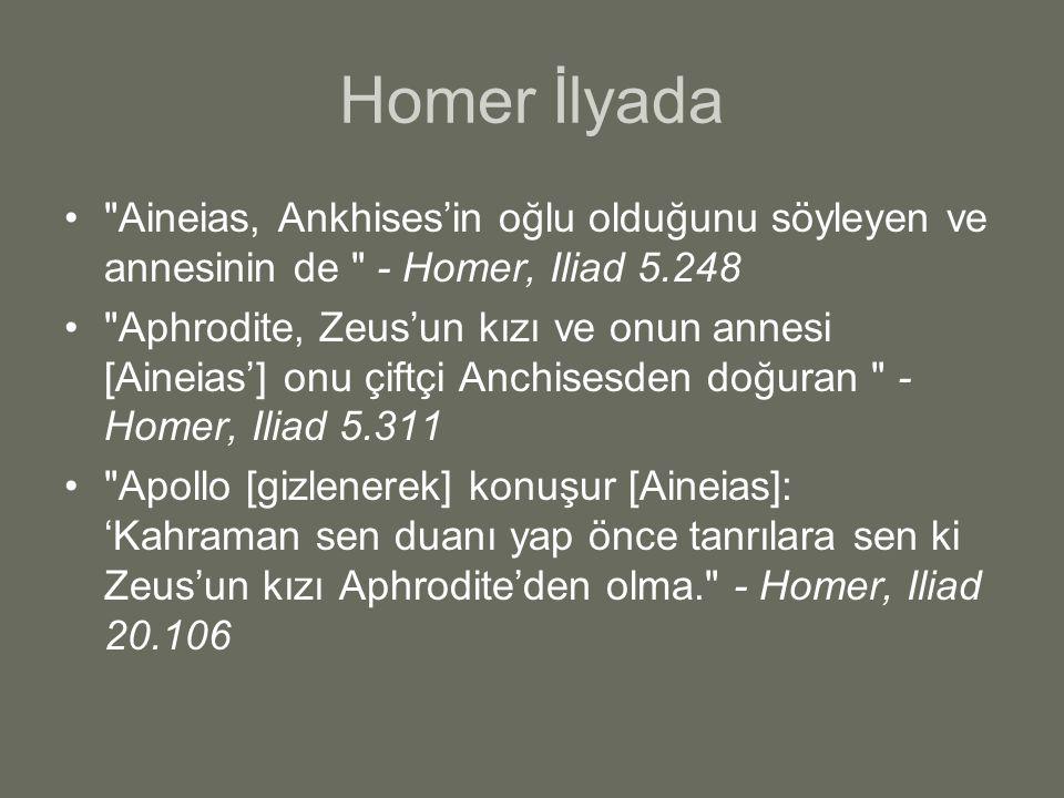 Homer İlyada