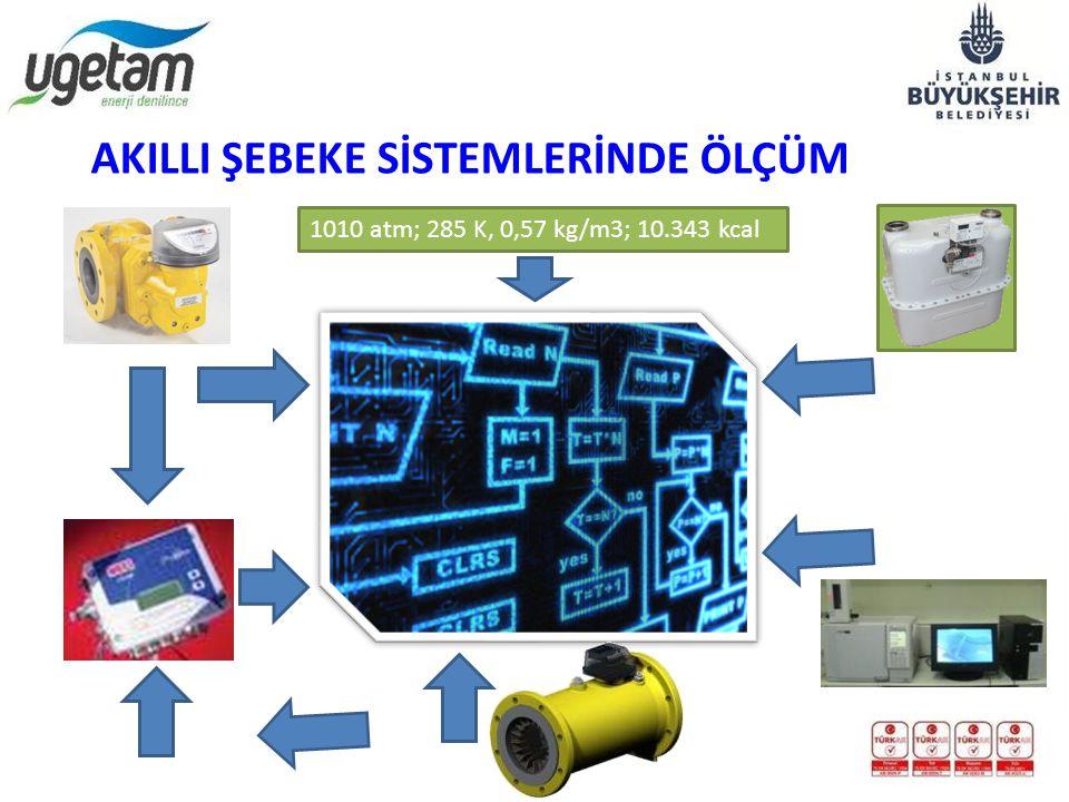 AKILLI ŞEBEKE SİSTEMLERİNDE ÖLÇÜM - Doğalgaz sayaçlarının kalibrasyonları - Korrektör(Elektronik hacim düzeltici cihazların) kalibrasyonları - Basınç ve sıcaklık sensörlerinin kalibrasyonları - Gaz detektörlerinin kalibrasyonları - Manometre kalibrasyonları