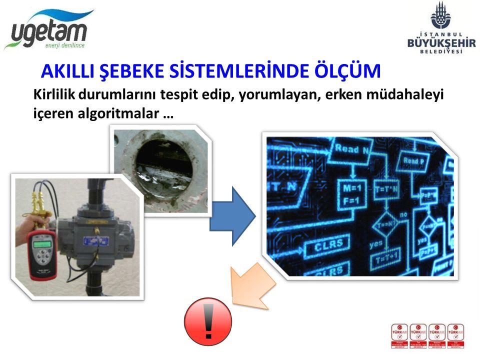 1 – Gelecekte sistemler kabullerin azaltıldığı, ölçümlerin doğrudan alındığı bir yapıya doğru gitmelidir.