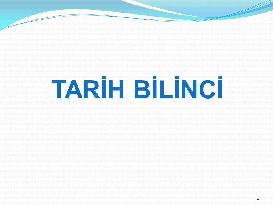 TARİH BİLİNCİ 2