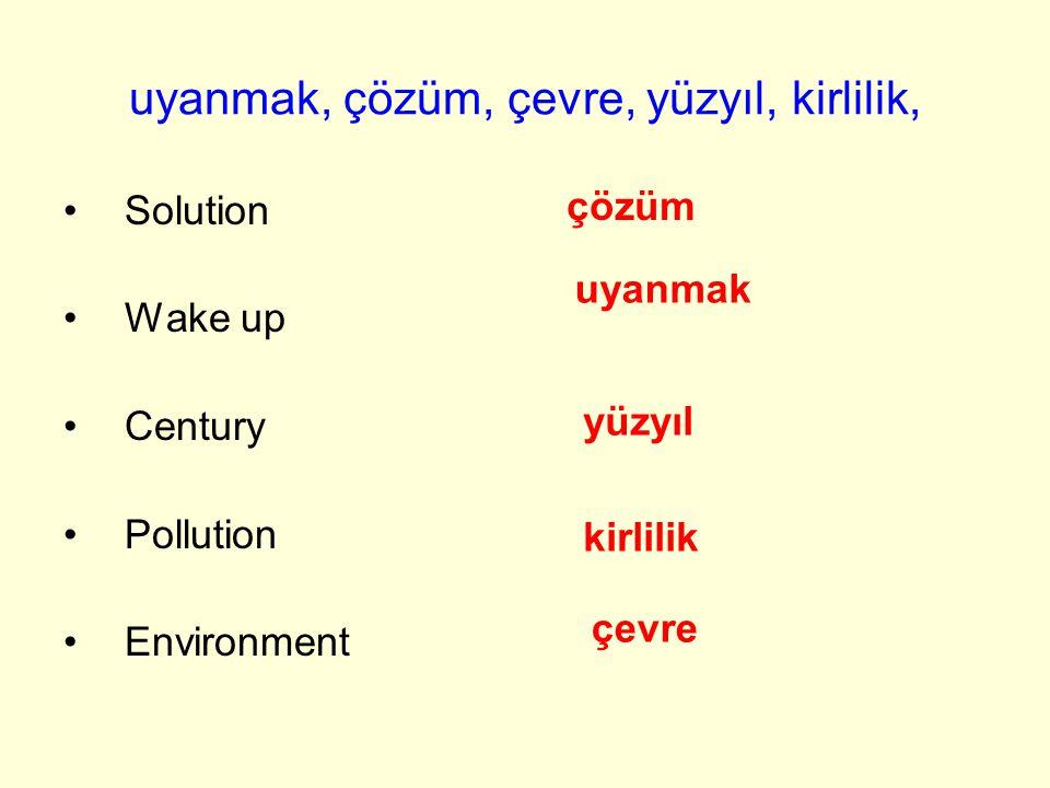 uyanmak, çözüm, çevre, yüzyıl, kirlilik, Solution Wake up Century Pollution Environment çözüm uyanmak yüzyıl kirlilik çevre
