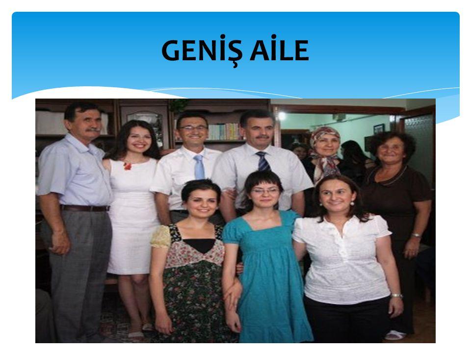 GENİŞ AİLE