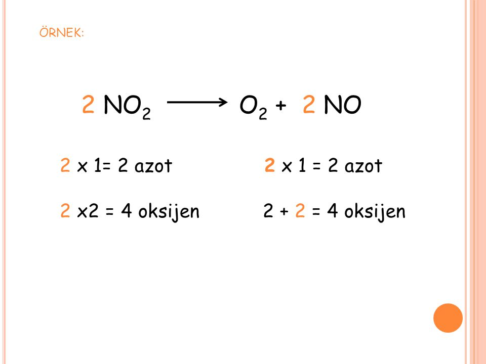 N 2 + H 2 → NH 3 BU DENKLEM DENK Mİ?