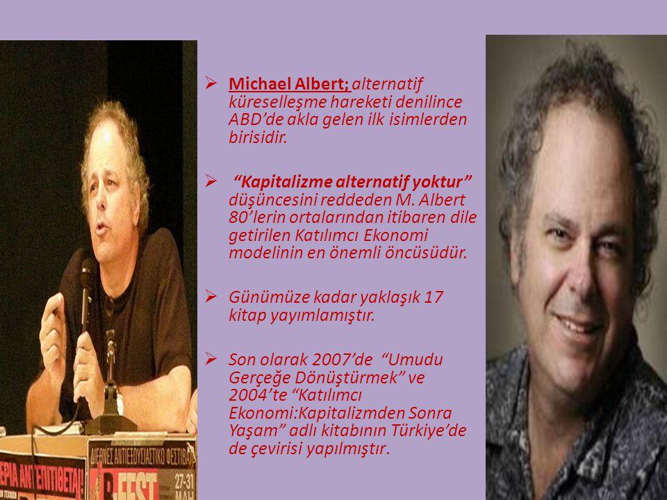 PARECON (Participatory Economics) (Katılımcı Ekonomi) Grup:ÇEKO Songül AK 2006470089 Elif COŞKUN 2006470012