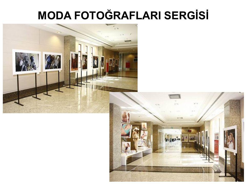 MODA FOTOĞRAFLARI SERGİSİ