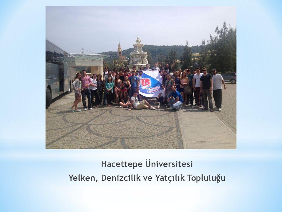Hacettepe Üniversitesi Yelken, Denizcilik ve Yatçılık Topluluğu
