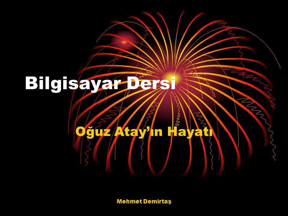 Mehmet Demirtaş 12 Ekim 1934'de İnebolu'da doğdu.Babası 6,7 ve 8.dönem milletvekilidir.