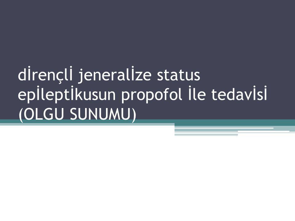 Propofol IV Alkil Fenol Anestezi indüksiyonunda ve idamesinde,sedasyondakullanılır.