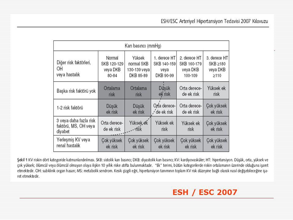 ESH / ESC 2007