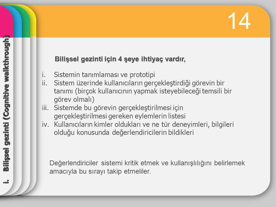 WINTER Template 15 Uzmanın cevaplaması gereken sorular, Uzmanın cevaplaması gereken sorular, 1.Kullanıcının amacıyla, eylemin etkisi aynı mı.
