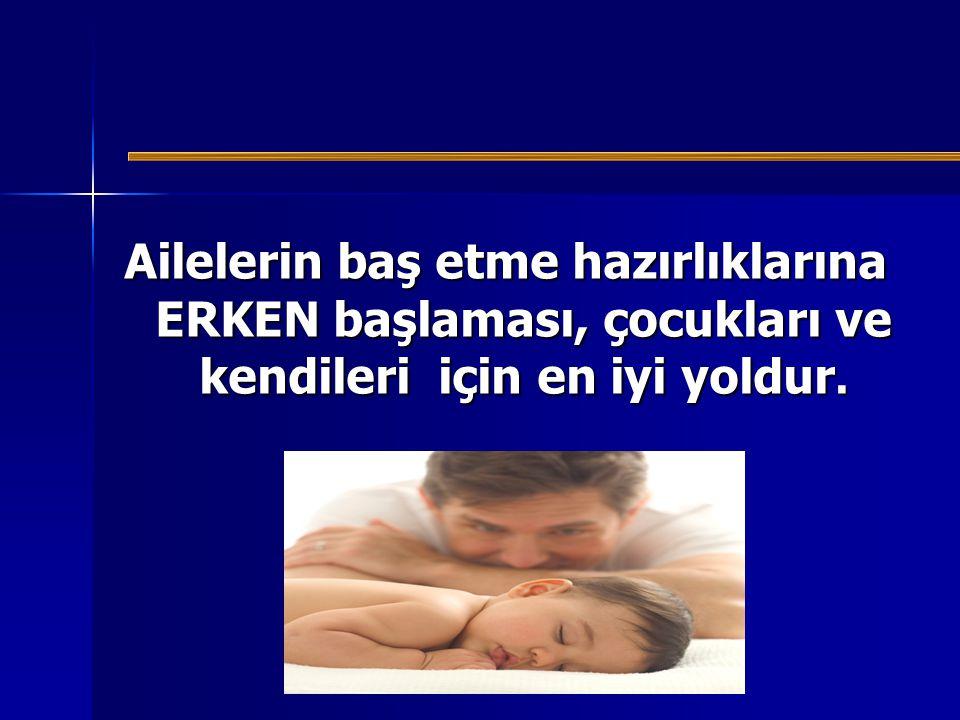 ERGENLİK DÖNEMİYLE BAŞ ETME Ana baba olarak ana g ö revimiz, Çocuklarımızı bağımsız, verimli ve sorumlu bir şekilde yaşayabilecek duruma getirmek olma
