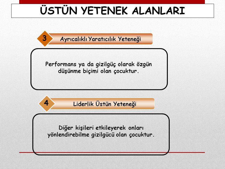 ÜSTÜN YETENEKLİ ÇOCUKLARIN SORUNLARI 2.