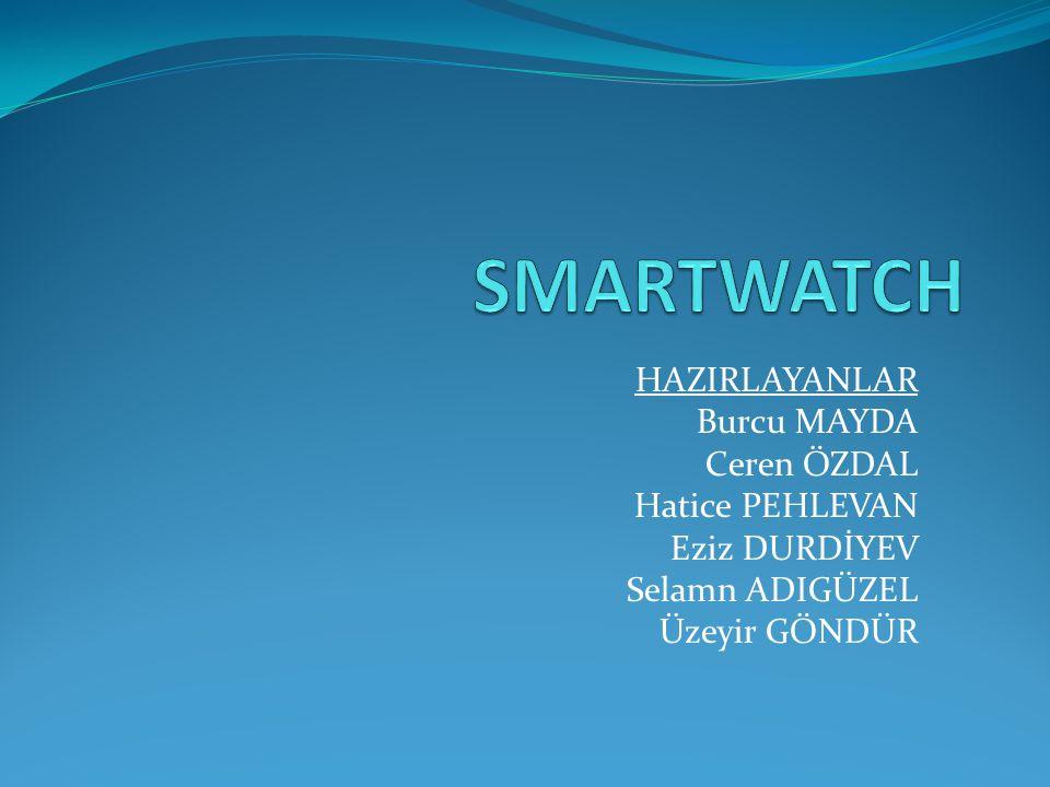 Smartwatch Nedir? Akıllı bir bilgisayar sistemi ile entegre edilmiş kol saatidir.