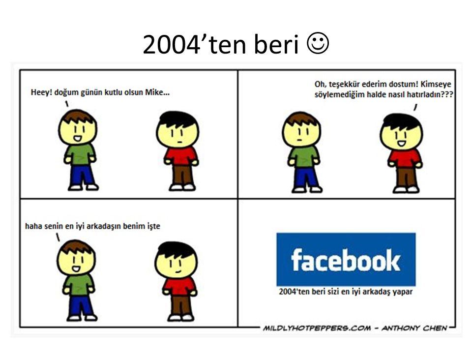2004'ten beri