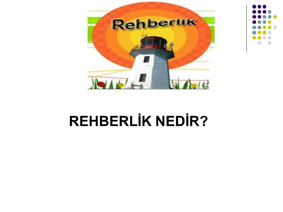 REHBERLİK NEDİR?