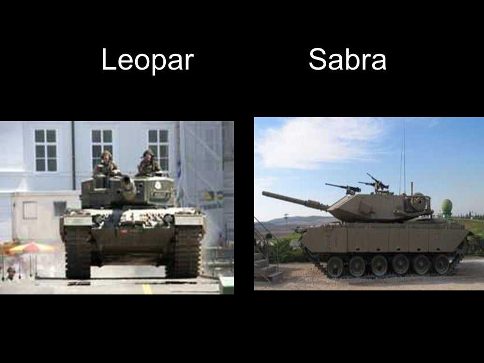 Leopar Sabra