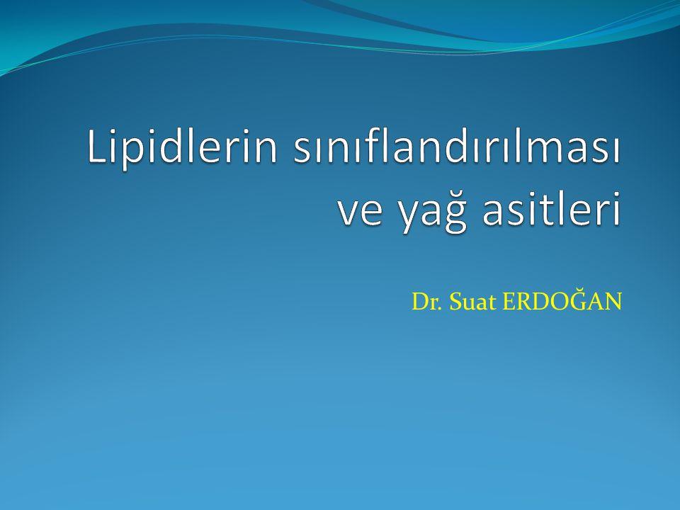 Dr. Suat ERDOĞAN