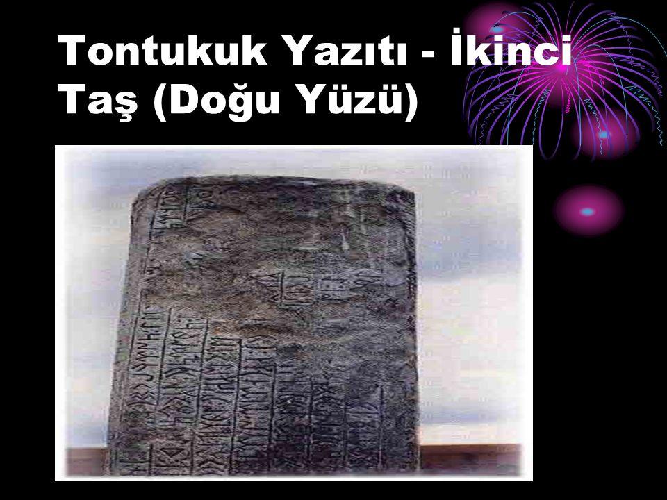 KAYNAKÇA İNTERNET www.bilgicik.com/tag/bilge-kagan/page...www.bilgicik.com/tag/bilge-kagan/page Ouyang Şiu, Yeni Tang Kitabı, C.215, Zatlar 140-I, Göktürk IOuyang Şiu, Yeni Tang Kitabı, C.215, Zatlar 140-I, Göktürk I Sima Kuang, Tsiçi Tunçien, C.
