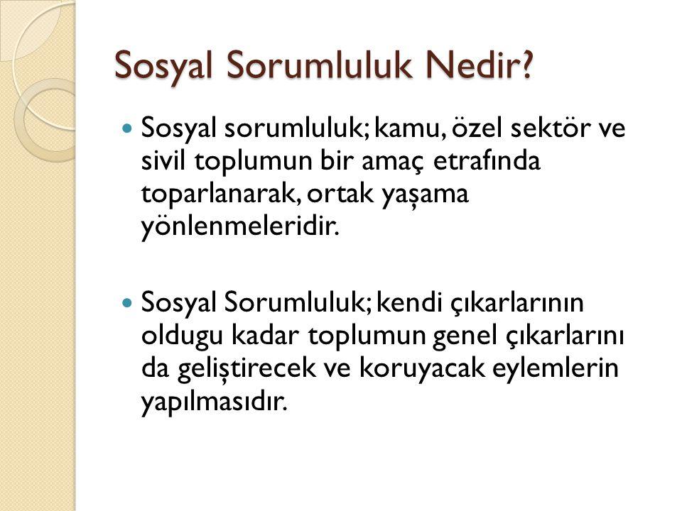 Kurumsal Sosyal Sorumluluk ve Türkiye Bu yöntemi kullanan şirketler içerisinde bulundukları sosyal sorumluluk projesinin tanıtımı için sivil toplum örgütüne ait reklam kanallarını kullanabilmektir.