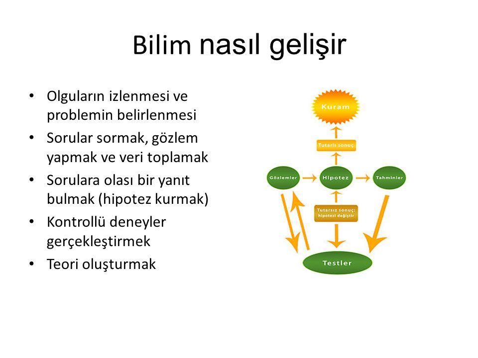 3.Azaltma(Reductions): Biyoloji biliminin gelişimi diğer ana bilim dalları gibi düzenli bilgi dağılımı şeklinde olmamış, bu bilimin gelişmesinde asıl rol oynayan faktörler şans ve rastgeleliliktir.