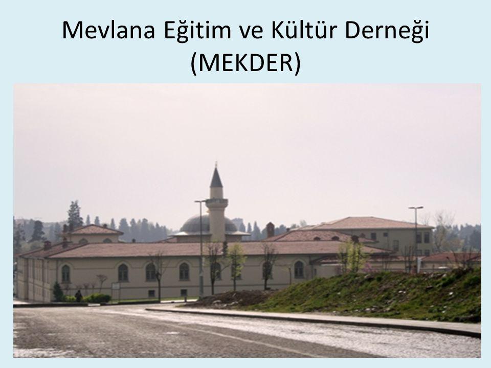 Mevlana Eğitim ve Kültür Derneği (MEKDER)