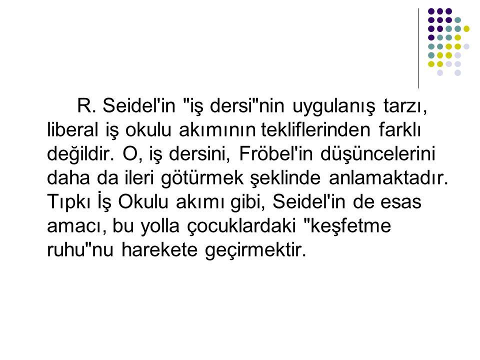 R. Seidel'in