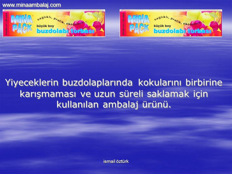 ismail öztürk www.minaambalaj.com Standart boyutlarda ve normal ölçülerdeki bir bardak meşrubatı soğutabilen buz tabakası oluşturan torba.