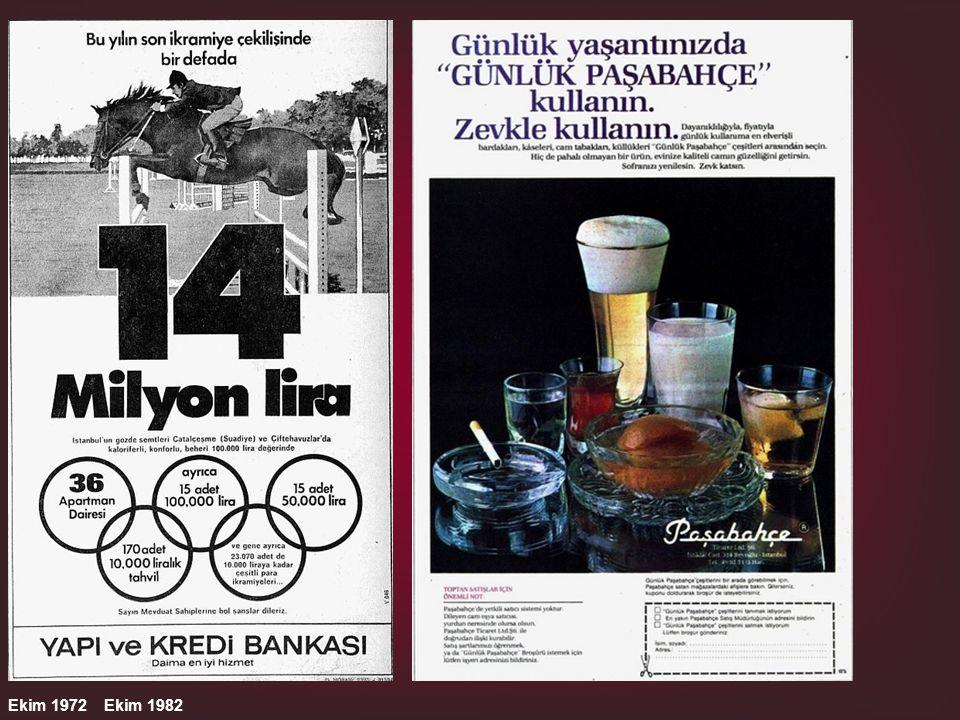Ekim 1972Ekim 1982