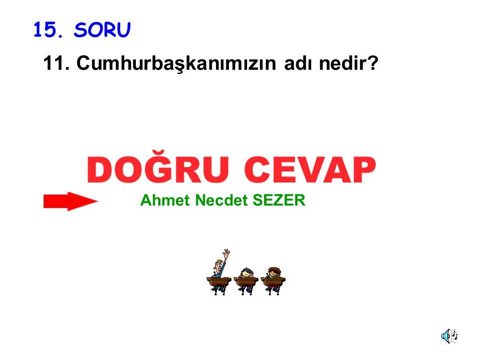 Bölgemizde yapılan ve Türkiye'nin en büyük sulama projesinin adı nedir? 14.. SORU GAP DOĞRU CEVAP