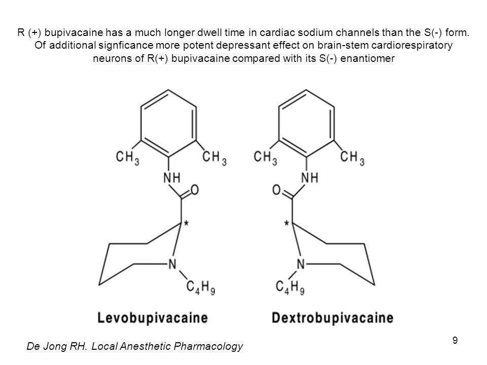 40 Cardiotoxic effect İki aşamalıdır Önce sempatik aktivasyon ile taşikardi, HT Sonra aritmi ve kardiyak depresyon Bupivakain>Levobupivakain>Ropivakain