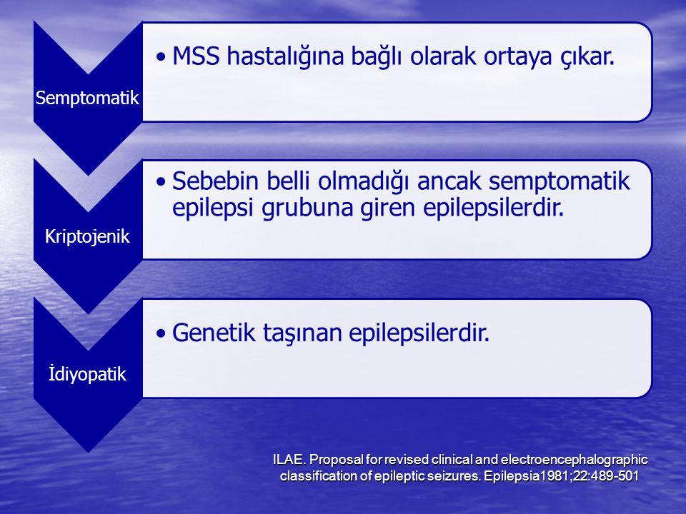 Epilepside KD uygulanmasının amacı epileptik nöbetleri kontrol altına almaktır.