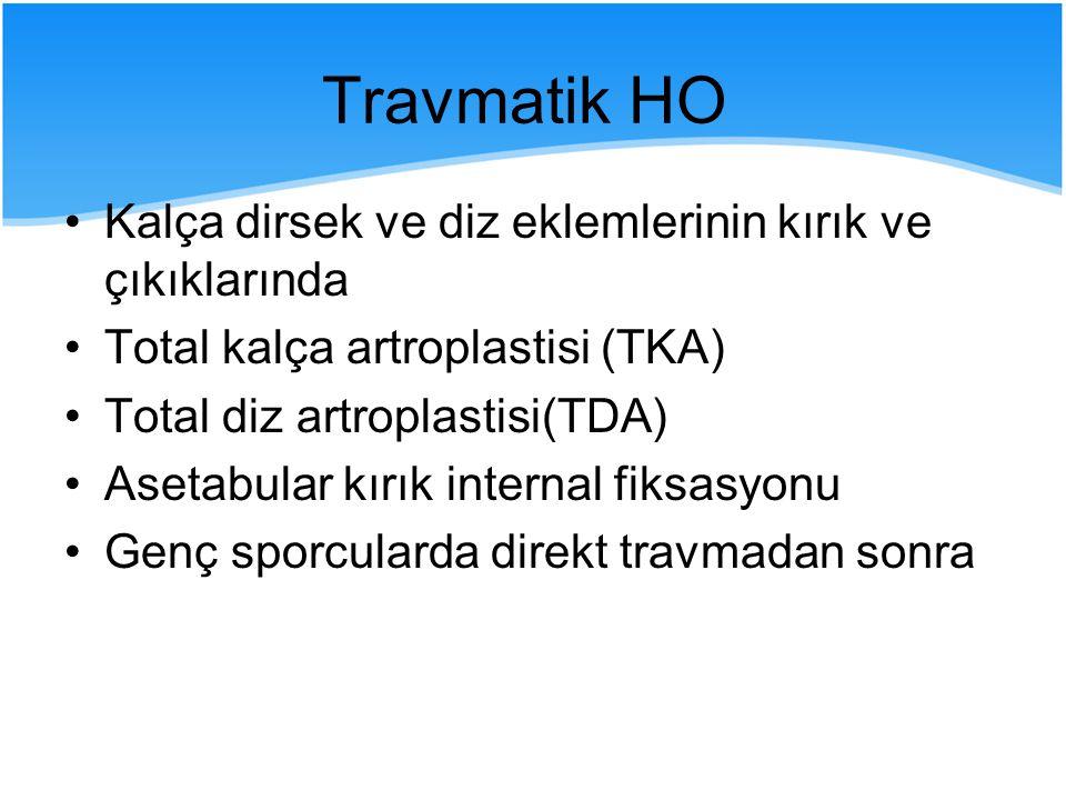 Kalça dirsek ve diz eklemlerinin kırık ve çıkıklarında Total kalça artroplastisi (TKA) Total diz artroplastisi(TDA) Asetabular kırık internal fiksasyo