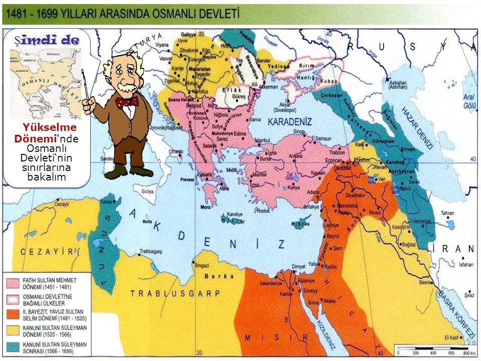 Ş imdi, Kanuni Sultan Süleyman Dönemi'nde Sadrazam olup, Kanuni'nin Ölümü sonrasında Sadrazamlı ğ a devam eden SOKULLU MEHMET PA Ş A Dönemi'ndeki Döne
