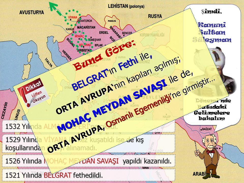 Ş imdi, Kanuni Sultan Süleyman Dönemi'ndeki Geli ş melere bakalım Dönemi'ndeki Geli ş melere bakalım Ş imdi, Kanuni Sultan Süleyman Dönemi'ndeki Geli