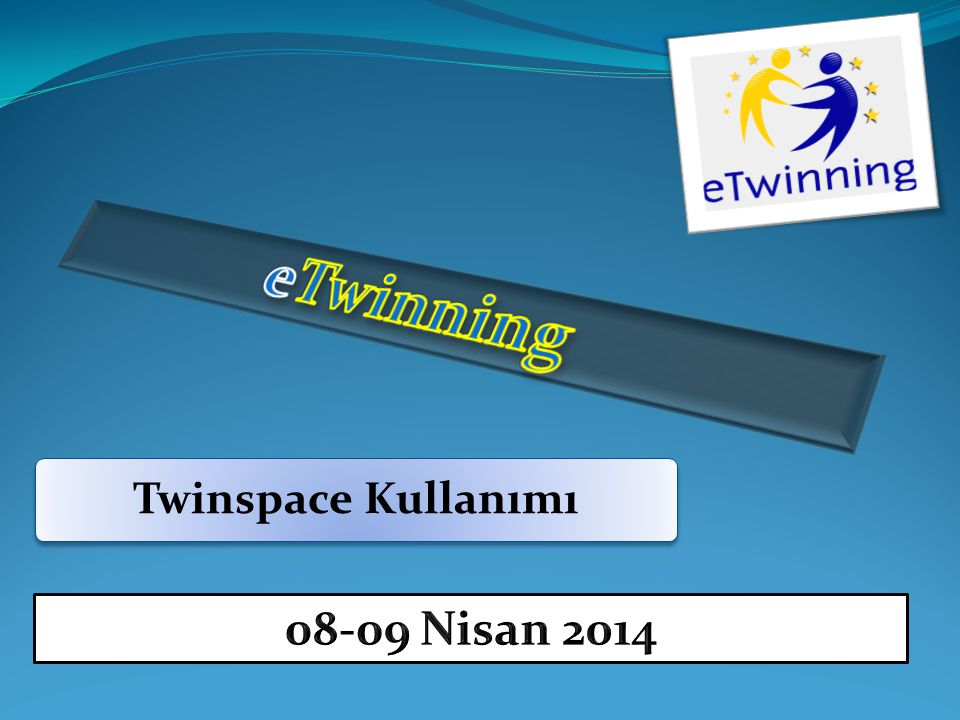 Twinspace Kullanım Eğitimi Bu rehber; Twinspace' e yeni olan siz değerli öğretmenlerimiz için hazırlanmıştır.