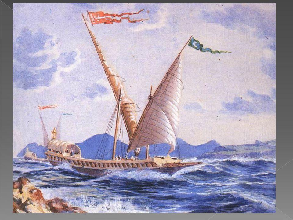  * Osmanlı denizciliği Kanuni zamanında altın çağını yaşamıştır. Bu dönemde tersaneler Gelibolu, Süveyş, İstanbul ve Rusçuk'ta idi. * Osmanlı donanma