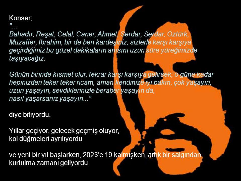 26-Nisan-1981 tarihinde Ankara Çankaya Sineması'nda. Barış Manço ve Kurtalan Ekspres'in bir konseri vardı. Bu konsere Oktay Turgul, kasetli mono bir t