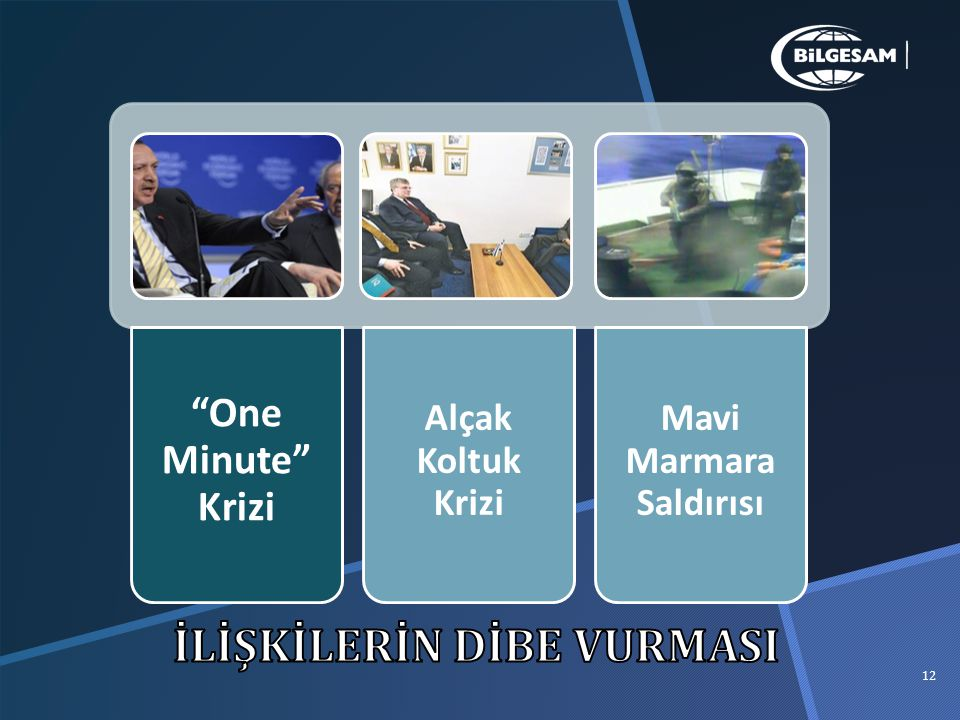 One Minute Krizi Alçak Koltuk Krizi Mavi Marmara Saldırısı 12