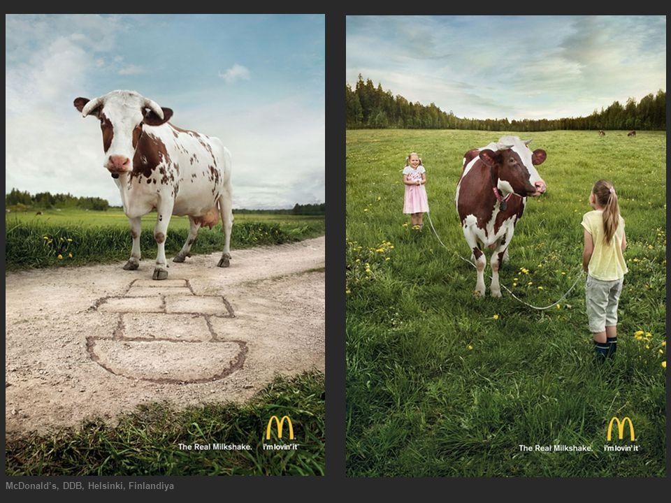McDonald's, DDB, Helsinki, Finlandiya