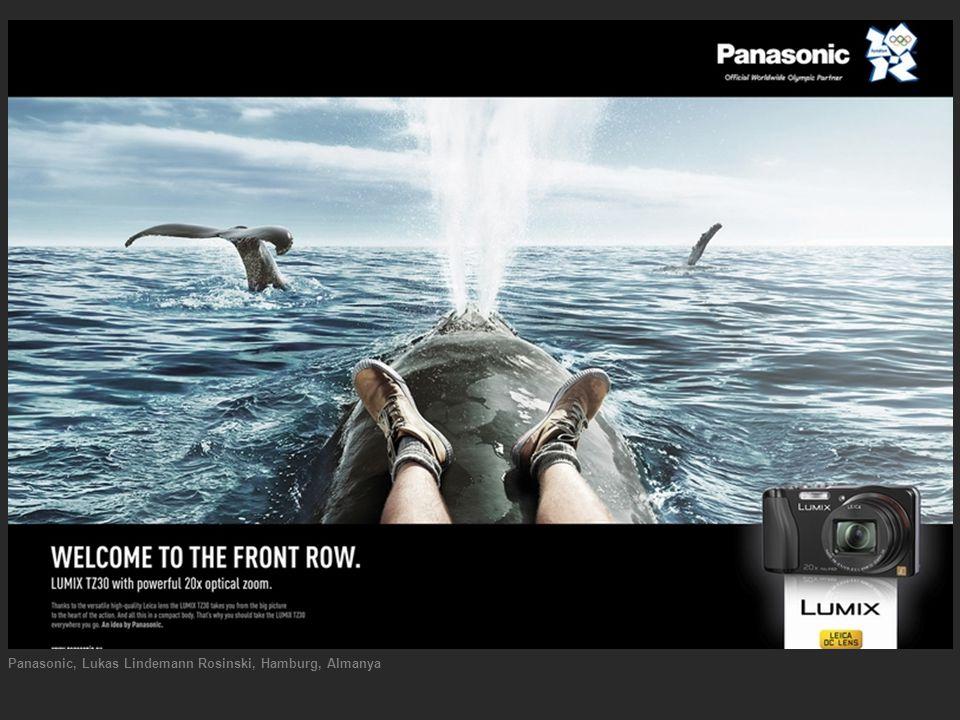 Panasonic, Lukas Lindemann Rosinski, Hamburg, Almanya