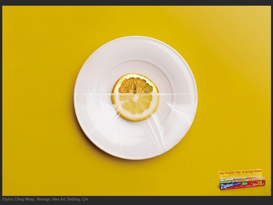 Ziploc Cling Wrap, Strange Idea Ad, Beijing, Çin