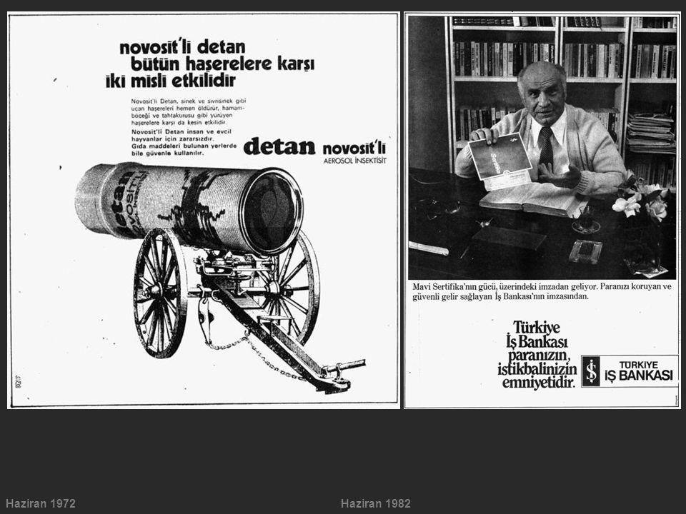 Haziran 1972Haziran 1982